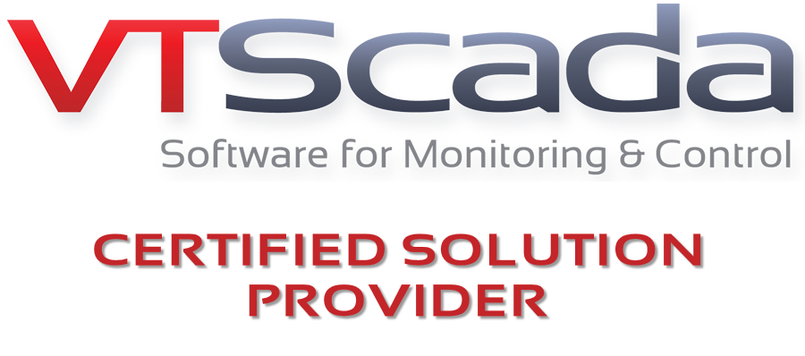VTScada certified solution provider badge