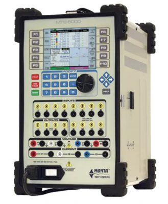 MTS-5000 Relay Test System